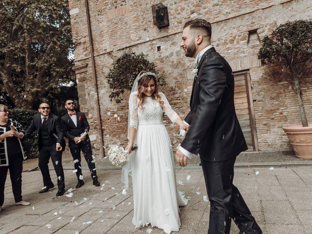 Il matrimonio di Francesco e Giulia a Grottaferrata, Roma 19