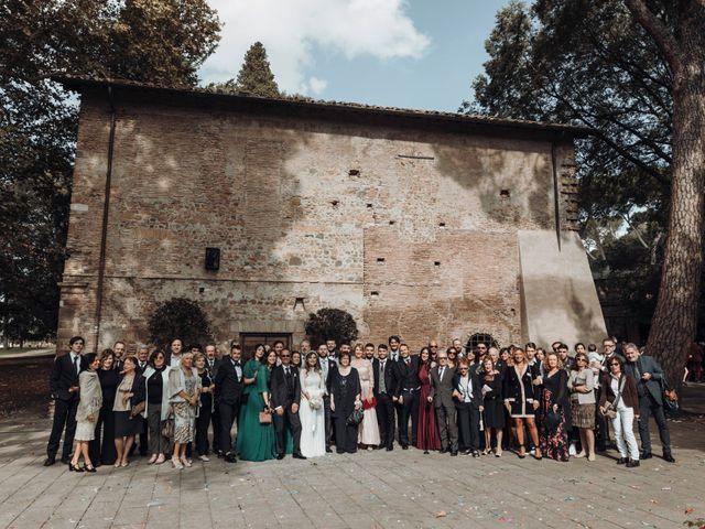 Il matrimonio di Francesco e Giulia a Grottaferrata, Roma 20