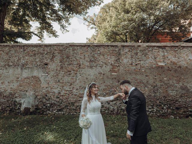 Il matrimonio di Francesco e Giulia a Grottaferrata, Roma 22
