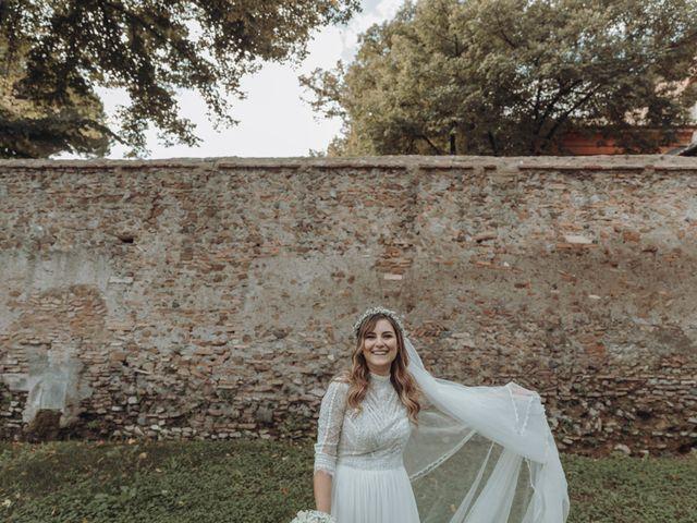 Il matrimonio di Francesco e Giulia a Grottaferrata, Roma 25