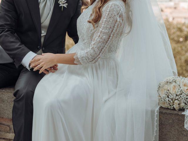 Il matrimonio di Francesco e Giulia a Grottaferrata, Roma 31