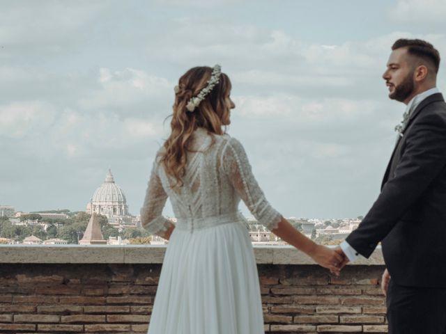 Il matrimonio di Francesco e Giulia a Grottaferrata, Roma 32