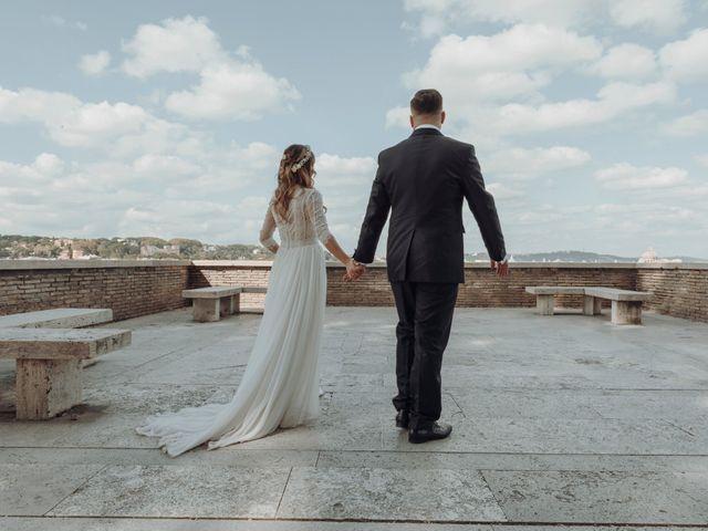 Il matrimonio di Francesco e Giulia a Grottaferrata, Roma 33