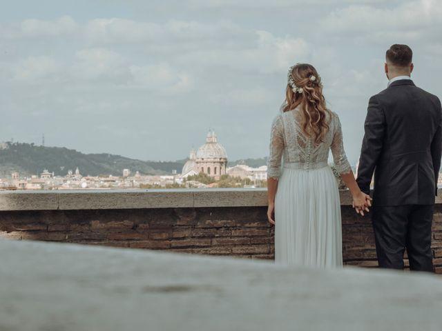 Il matrimonio di Francesco e Giulia a Grottaferrata, Roma 34