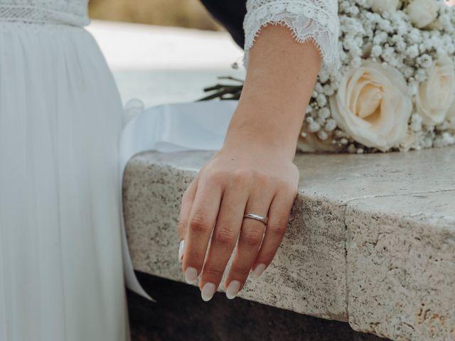 Il matrimonio di Francesco e Giulia a Grottaferrata, Roma 35