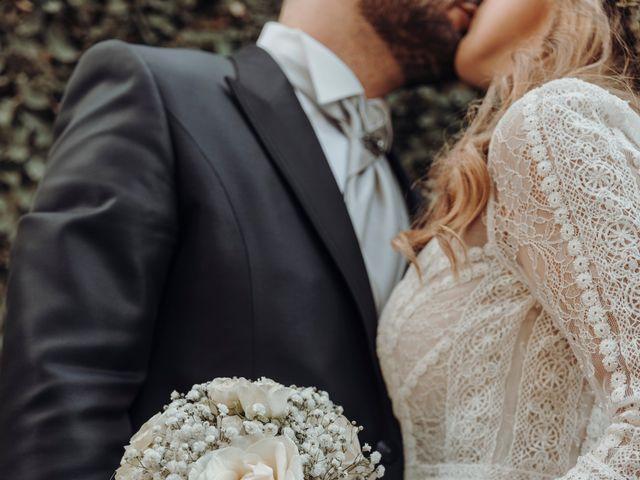 Il matrimonio di Francesco e Giulia a Grottaferrata, Roma 39