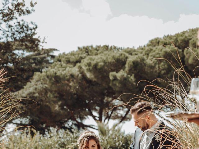 Il matrimonio di Francesco e Giulia a Grottaferrata, Roma 41