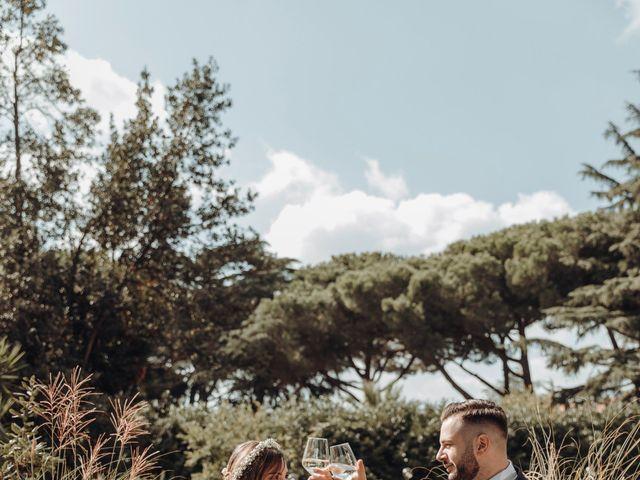 Il matrimonio di Francesco e Giulia a Grottaferrata, Roma 42