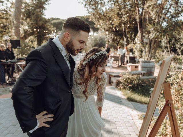 Il matrimonio di Francesco e Giulia a Grottaferrata, Roma 55
