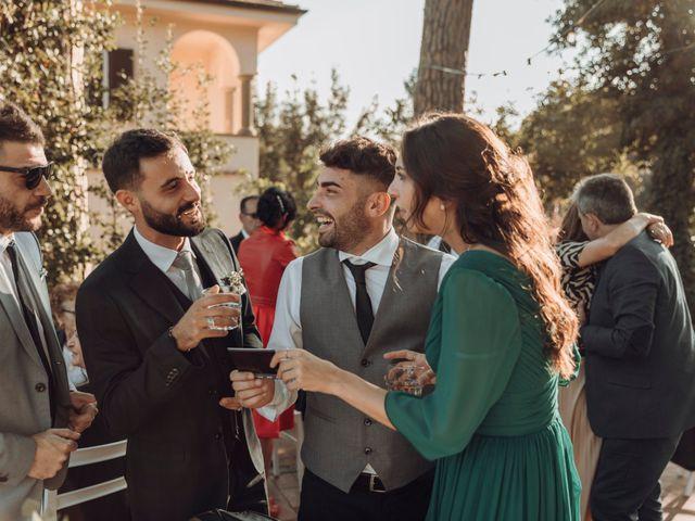 Il matrimonio di Francesco e Giulia a Grottaferrata, Roma 57