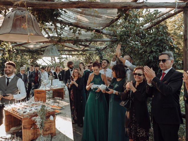 Il matrimonio di Francesco e Giulia a Grottaferrata, Roma 60