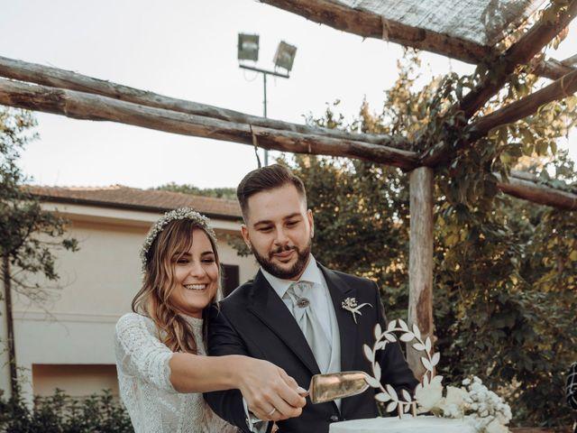 Il matrimonio di Francesco e Giulia a Grottaferrata, Roma 62