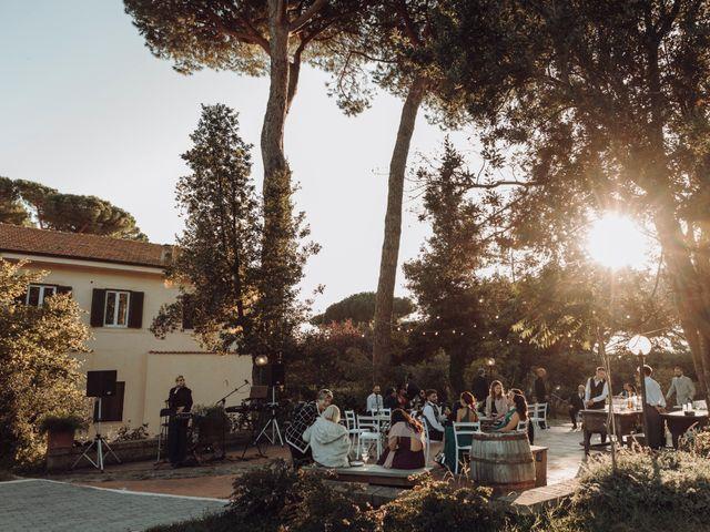 Il matrimonio di Francesco e Giulia a Grottaferrata, Roma 63