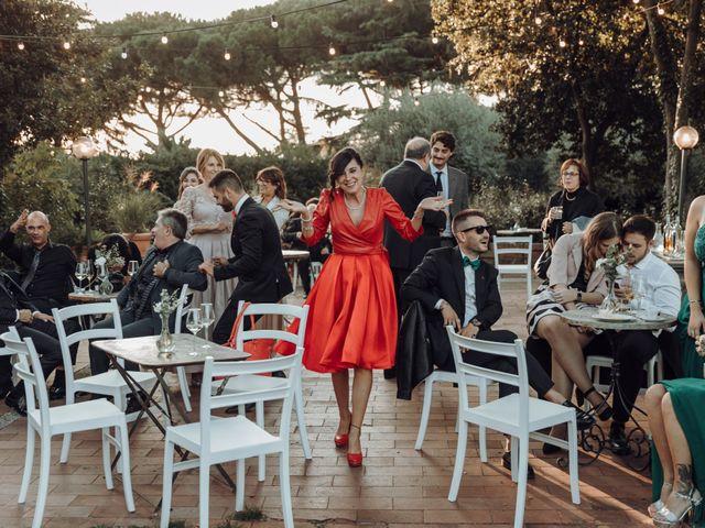 Il matrimonio di Francesco e Giulia a Grottaferrata, Roma 64