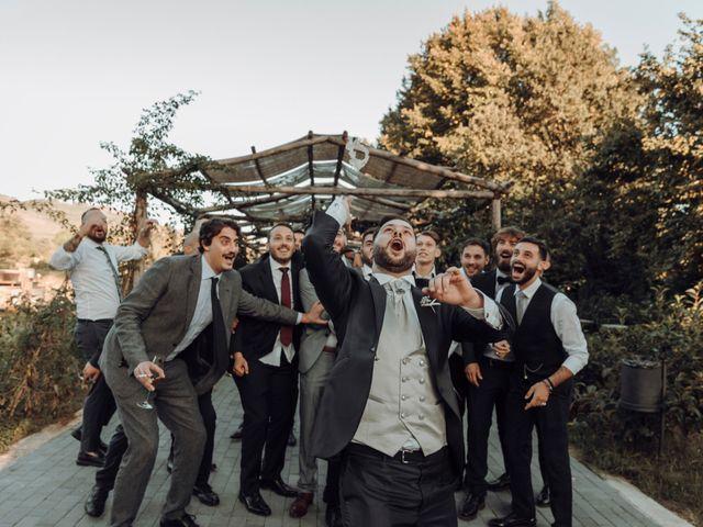 Il matrimonio di Francesco e Giulia a Grottaferrata, Roma 65