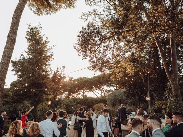 Il matrimonio di Francesco e Giulia a Grottaferrata, Roma 67