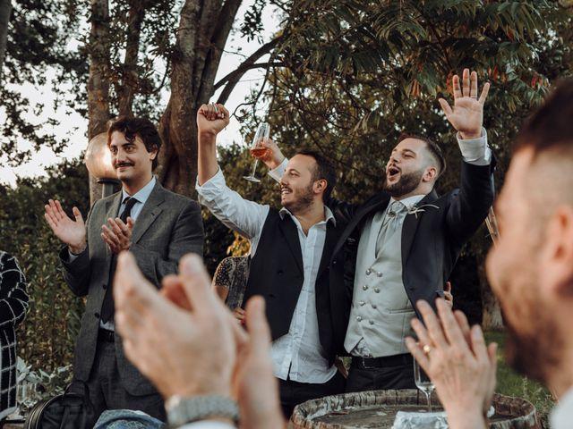 Il matrimonio di Francesco e Giulia a Grottaferrata, Roma 72