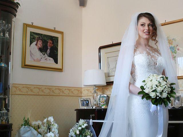 Il matrimonio di Carmen e Nicola a Casagiove, Caserta 8