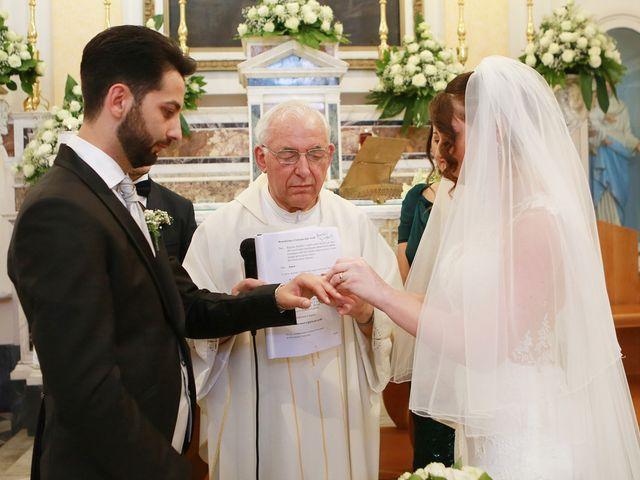 Il matrimonio di Carmen e Nicola a Casagiove, Caserta 13