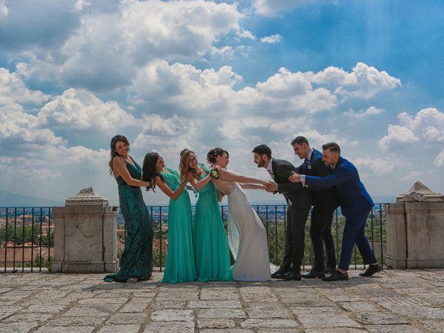 Il matrimonio di Carmen e Nicola a Casagiove, Caserta 14