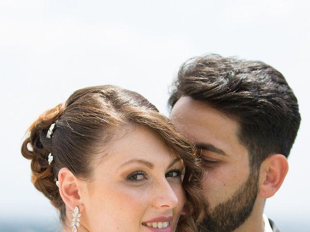Il matrimonio di Carmen e Nicola a Casagiove, Caserta 15