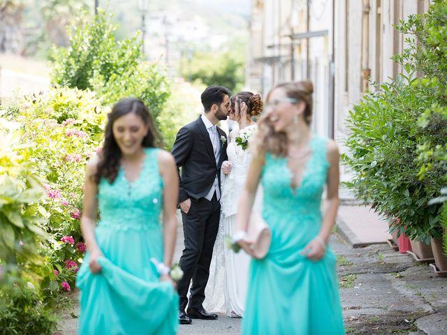Il matrimonio di Carmen e Nicola a Casagiove, Caserta 19