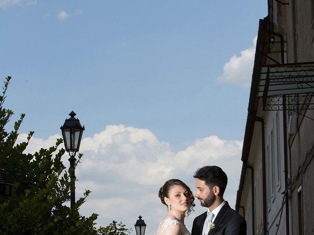 Il matrimonio di Carmen e Nicola a Casagiove, Caserta 21
