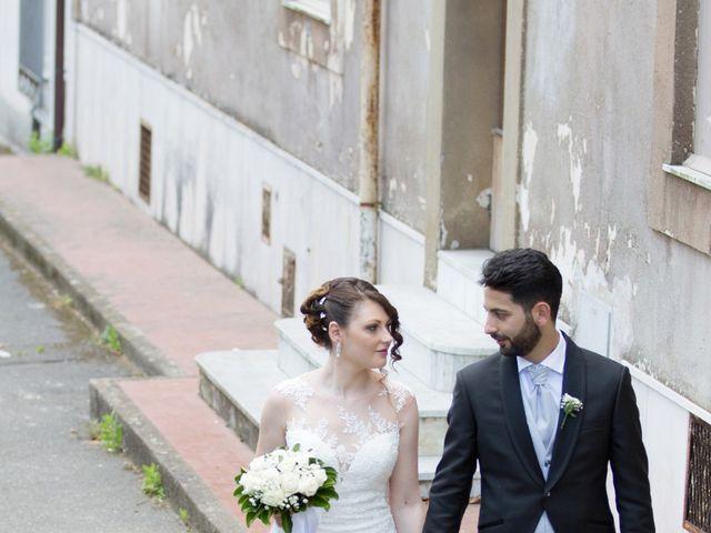 Il matrimonio di Carmen e Nicola a Casagiove, Caserta 22