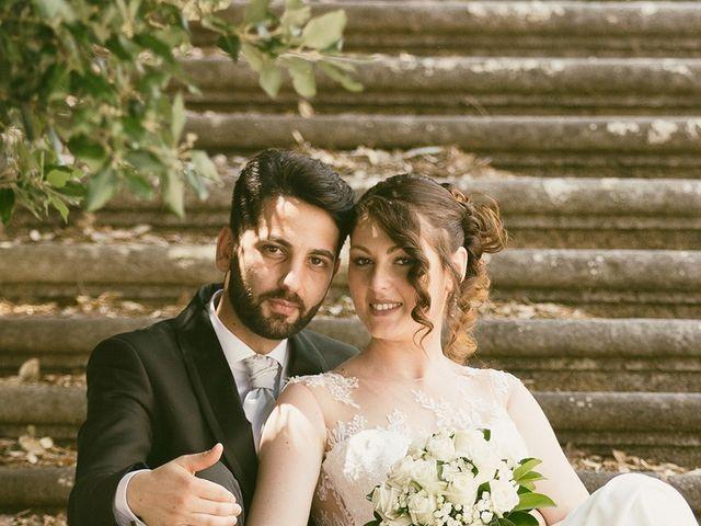 Il matrimonio di Carmen e Nicola a Casagiove, Caserta 23