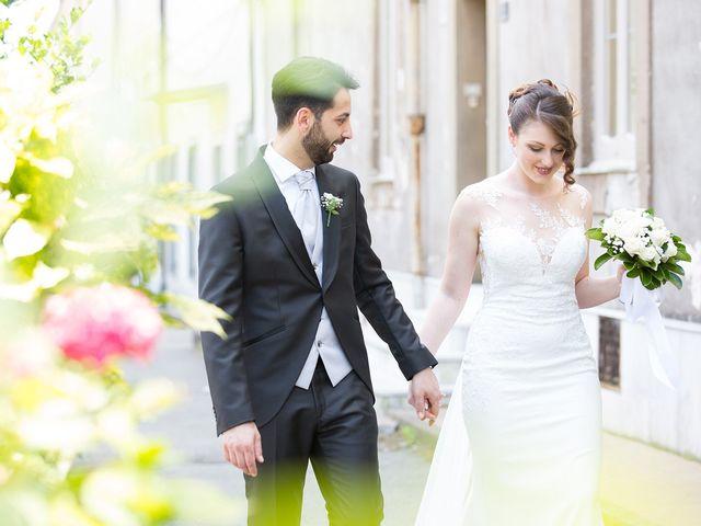 Il matrimonio di Carmen e Nicola a Casagiove, Caserta 25
