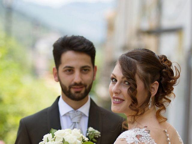 Il matrimonio di Carmen e Nicola a Casagiove, Caserta 27