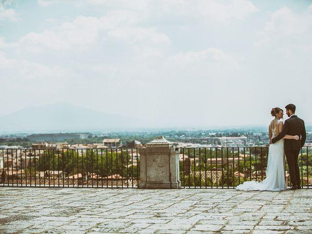 Il matrimonio di Carmen e Nicola a Casagiove, Caserta 28