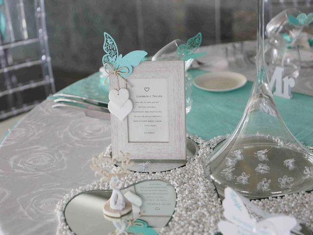Il matrimonio di Carmen e Nicola a Casagiove, Caserta 30
