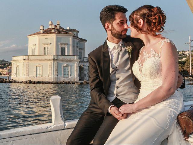 Il matrimonio di Carmen e Nicola a Casagiove, Caserta 36