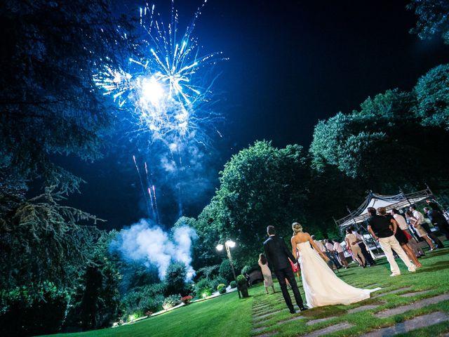 le nozze di Anna Chiara e Ivan