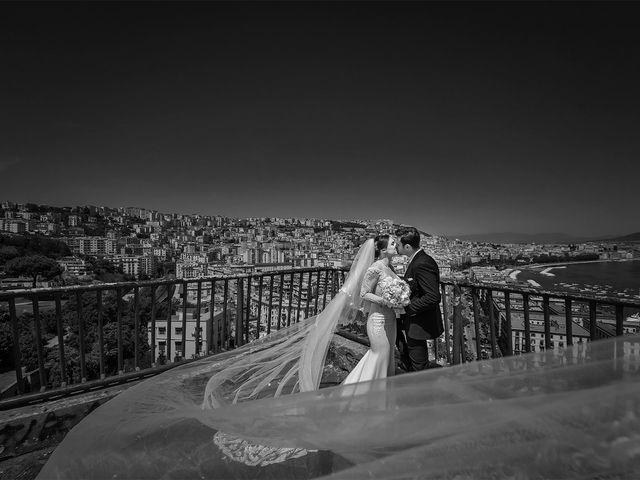 Le nozze di Francesco e Jessica