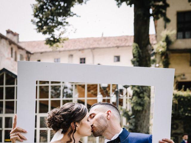Il matrimonio di Rocco e Erika a Torino, Torino 35