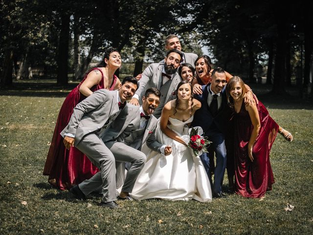 Il matrimonio di Rocco e Erika a Torino, Torino 39
