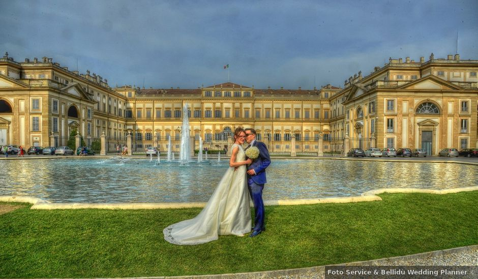 Il matrimonio di Gianmario e Chiara a Lesmo, Monza e Brianza