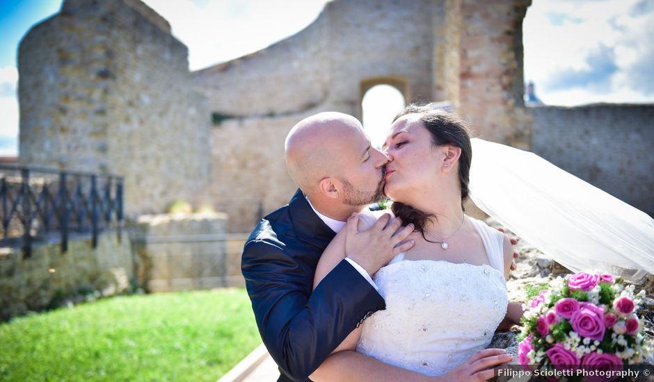Il matrimonio di Antonio e Emanuela a Ortona, Chieti