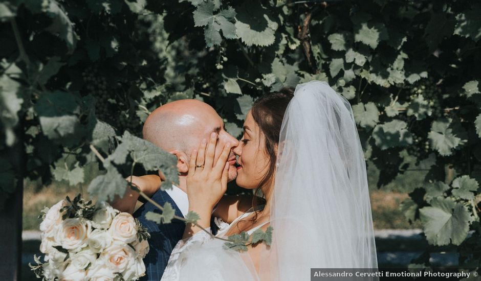 Il matrimonio di Gabriele e Giovanna a San Paolo d'Argon, Bergamo