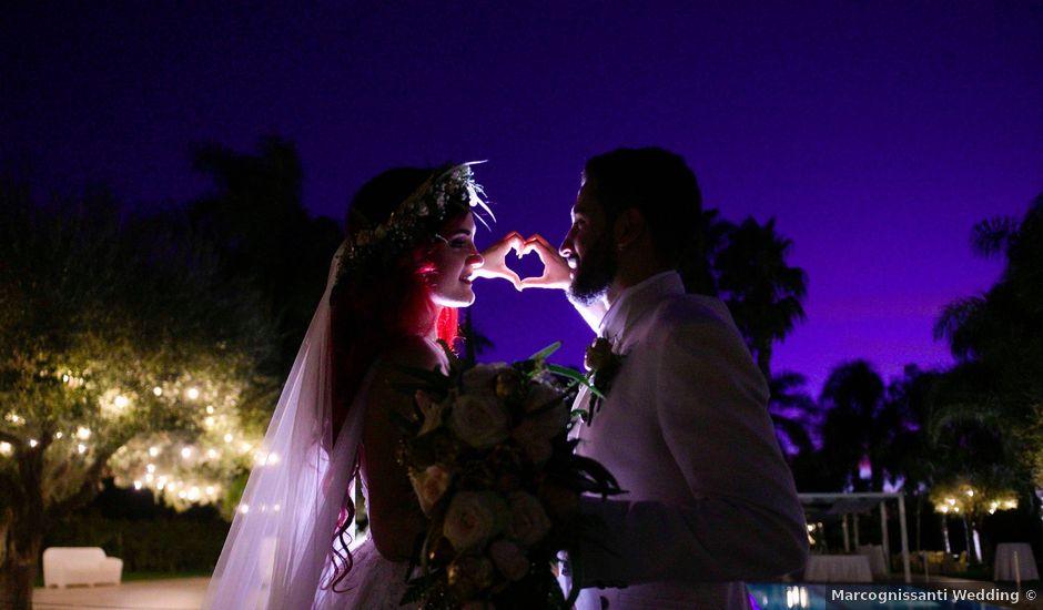 Il matrimonio di Veronica e Roberto a Catania, Catania