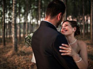 Le nozze di Stefania e Bruno