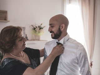 Le nozze di Claudia e Sergio 2