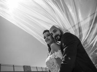 Le nozze di Claudia e Sergio