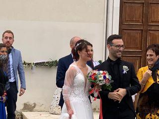 Le nozze di Giordano e Federica 1
