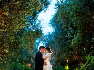 Le nozze di Giuseppe e Ivana