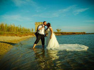 Le nozze di Veronica e Ernesto