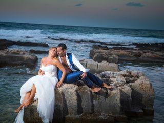 Le nozze di angela e salvo