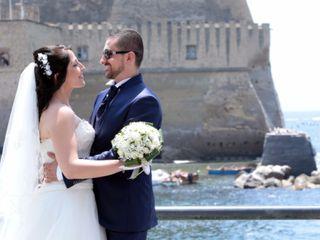 Le nozze di Enza  e Vincenzo